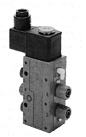 Aventics Series 740 Intrinsically Safe Solenoid Valves, 5/2