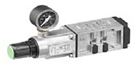 Rexroth Ceram™ Manifold Accessories, Size 2 and 3 (R432015769, R432015770, R432008895)