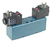 Rexroth Ceram™ Double Solenoid Valves, 5/2