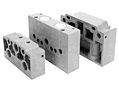Rexroth Ceram™ Manifold Accessories, Size 1 (R432015320, R432015323)